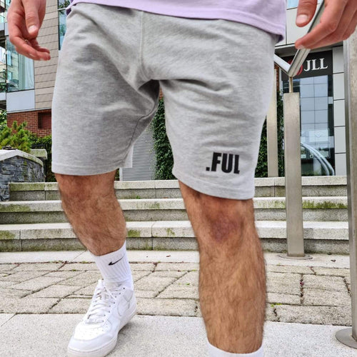 Bloom.FUL Shorts Marl Grey