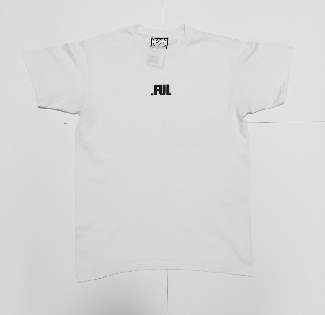 FORCE T-Shirt in Fresh White