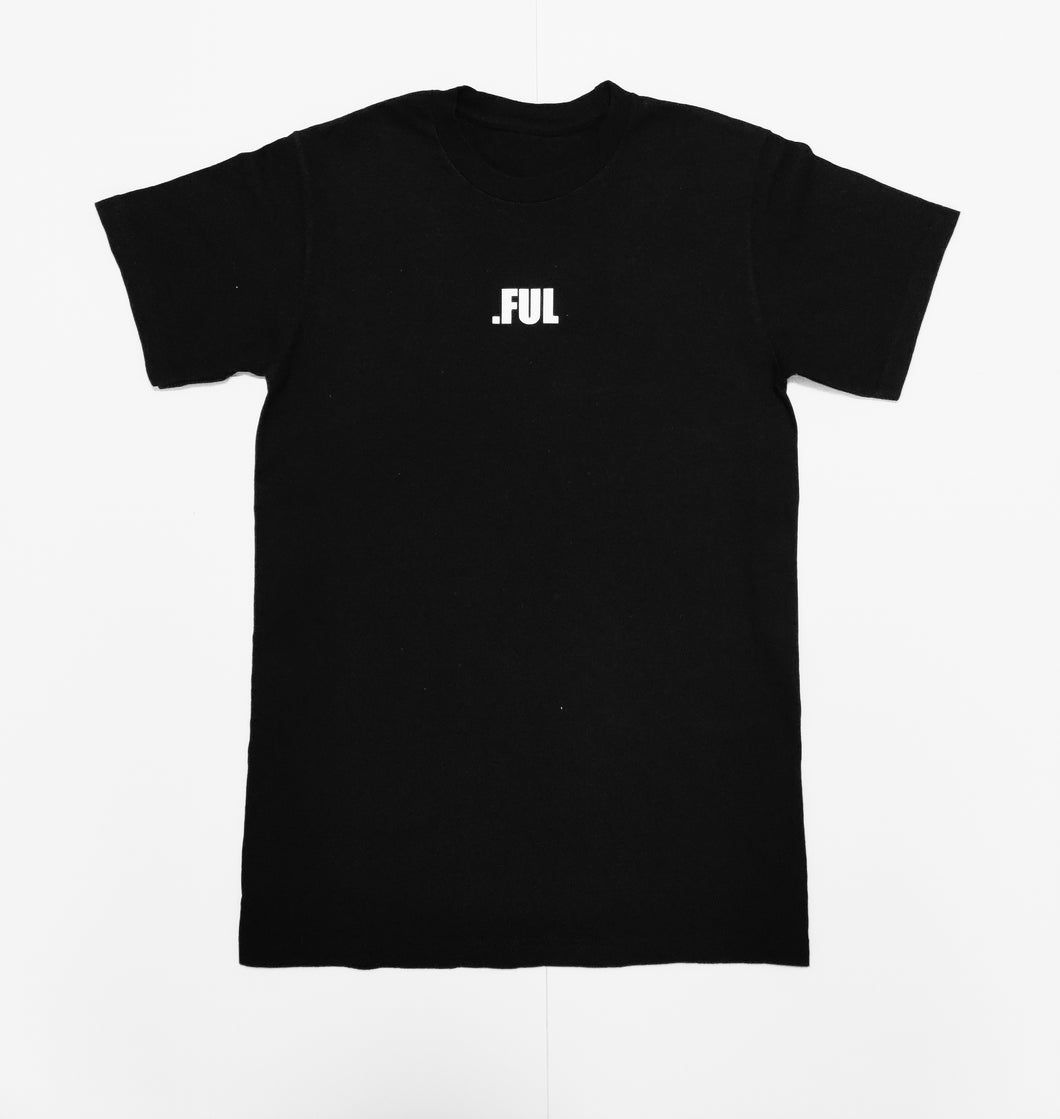 FORCE T-Shirt in Bold Black