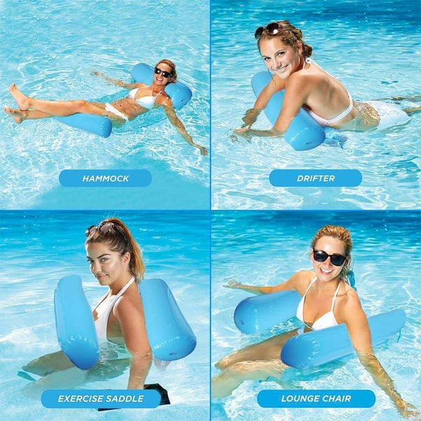 Inflatable Water Hammock  | Swimming Pool Mattress