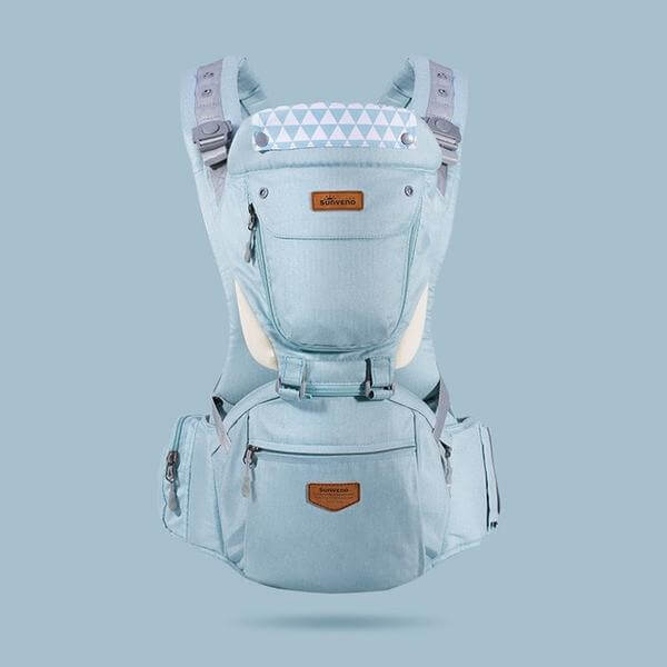 Baby Carrier - Green Color