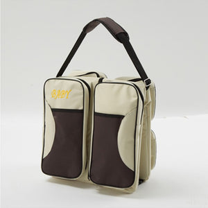 MaMa™ (3 in 1 Multi-Purpose Diaper Bag)