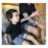 Kid's Tattoo Shirt (2T-7T)