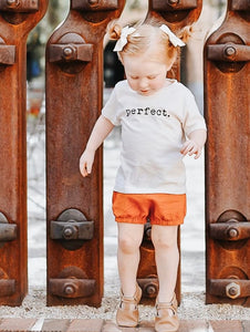 Loved, Perfect, Happy & More Kid's Custom T-Shirts