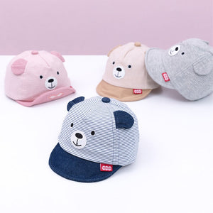 Adjustable Cartoon Bear Cap