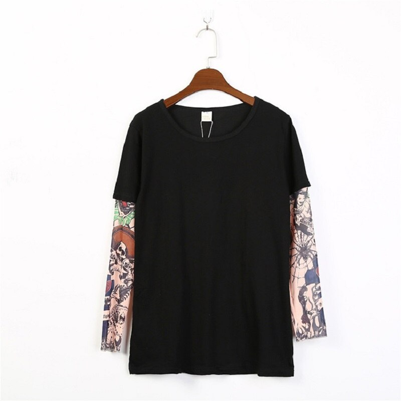 Adult Tattoo Sleeve Shirt