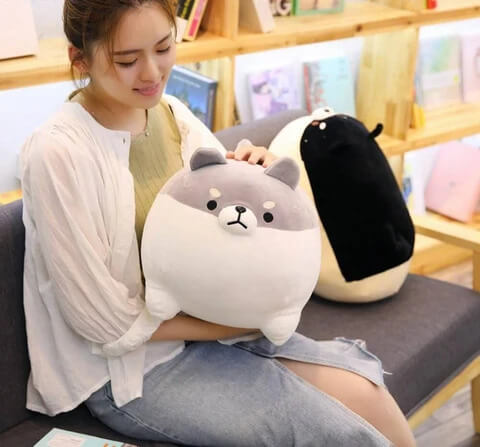Cute Doggy Plush Toy
