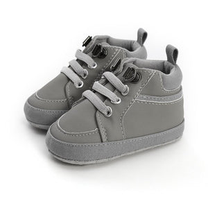 Soft Sole Baby Shoes Unisex First Walkers