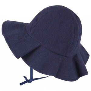 Baby Bucket Hat with Adjustable Chin Strap