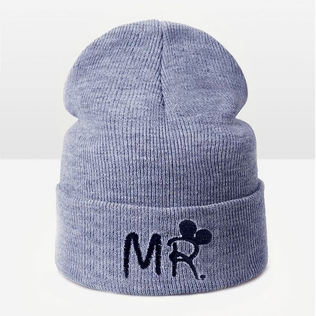 Knitted Beanie for Kids