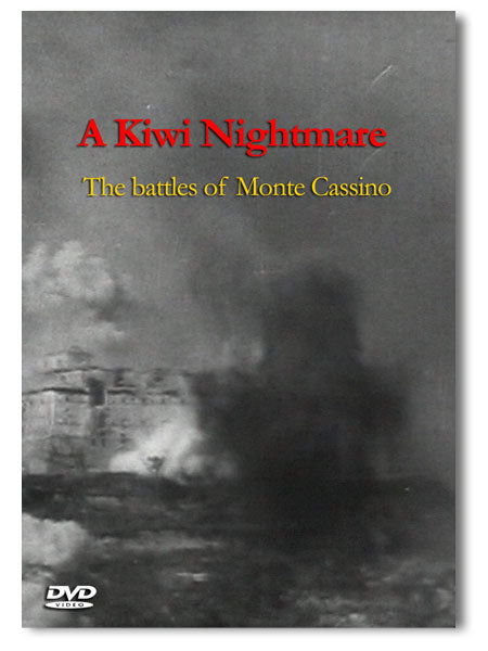 A Kiwi Nightmare: The Battles of Monte Cassino