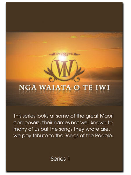 Nga Waiata o te Iwi: Series One [Institution Price]