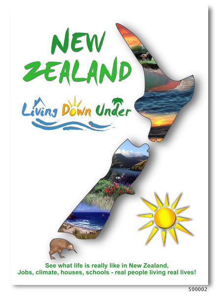 New Zealand: Living Down Under