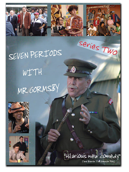 Seven Periods with Mr Gormsby: Series Two