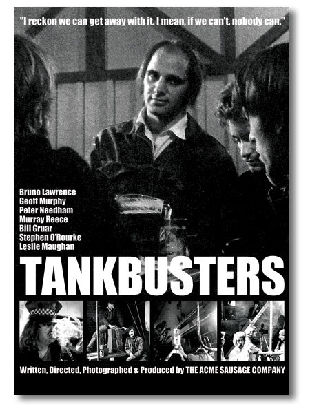 Tankbusters