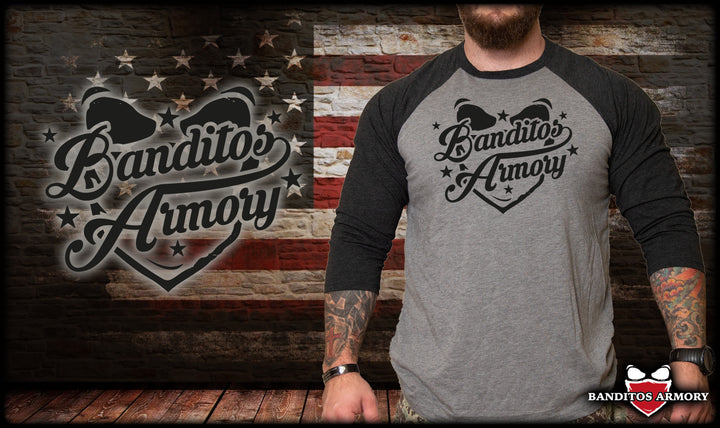 Banditos Freedom Baseball Tee