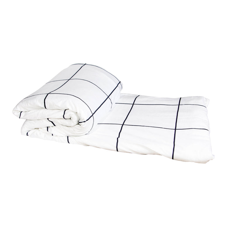 Aura Premium Weighted Blanket Cotton with Bamboo Cooling Removable Cover