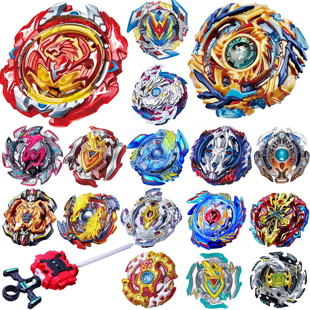 9ffc0199b4b All Models Beyblade Burst Toys Arena Without Launcher and Box Bayblade  Metal Fusion God Spinning Top