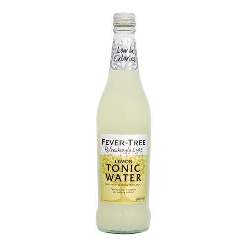 Fever-Tree Lemon Tonic Water