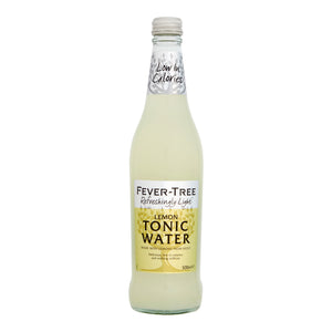 Fever-Tree: Refreshingly Light Sicilian Lemon Tonic