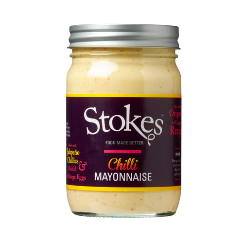 Stokes Mayonnaise: Chili Mayonnaise 345 g