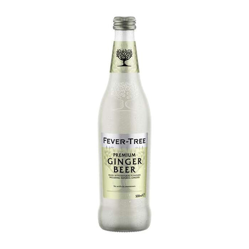 Fever-Tree Ginger Beer 500 ml.