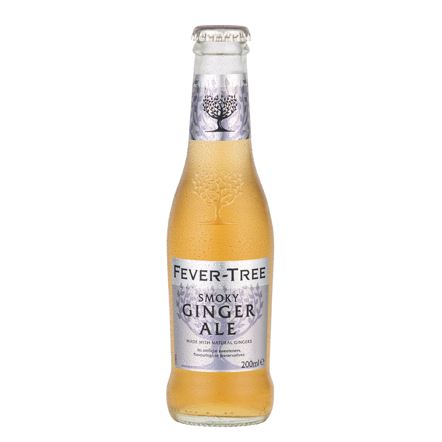 Fever-Tree: Smoky Ginger Ale 200 ml