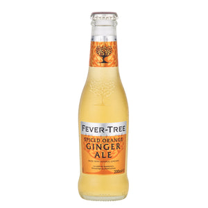 Fever-Tree: Spiced Orange Ginger Ale 200 ml