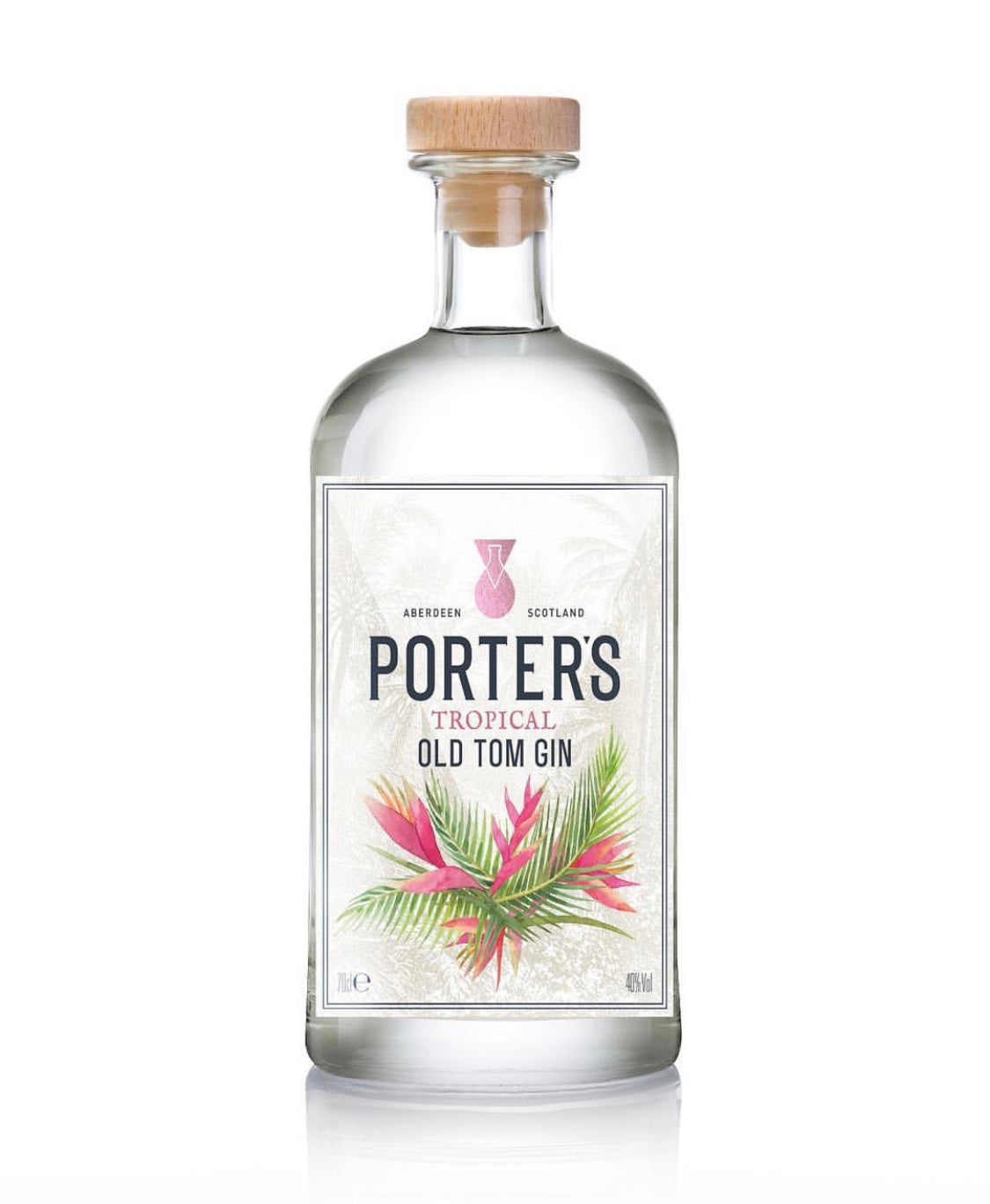 Porters Tropical Old Tom Gin