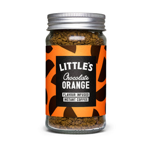 Little's Infused Instant Coffee: Chocolate Orange Flavour Infused Instant Coffee