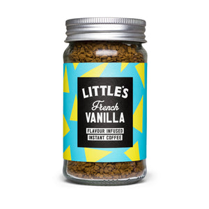 Little's Infused Instant Coffee: French Vanilla Flavour Infused Instant Coffee