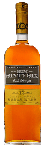 Rum Sixty Six 12 Years Cask Strength
