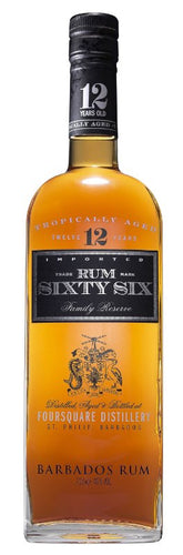 Rum Sixty Six 12 Years Family Reserve - Restordre - kommer snart