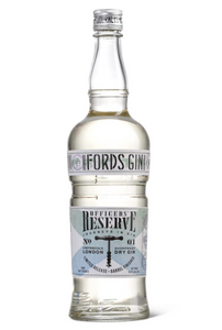 Fords Officer Reserve Gin