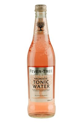 Fever-Tree Aromatic Tonic Water