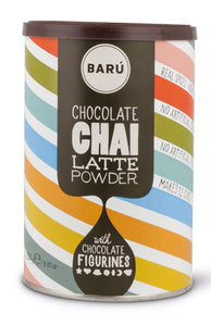 BARÚ – Swirly Drink Powders: Chocolate Chai Latte 250 g