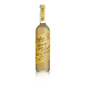 Belvoir Cordials: Honey, Lemon & Ginger Cordial 50 cl