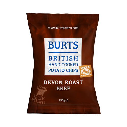 Burts Chips: Devon Roast Beef 150 g
