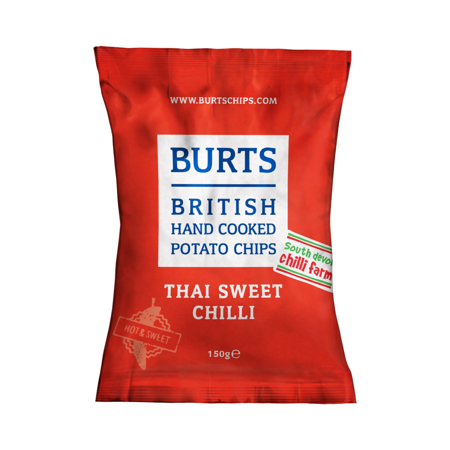 Burts Chips: Thai Sweet Chili 150 g