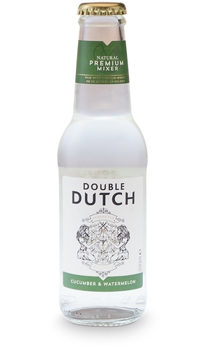 Double Dutch Cucumber And Watermelon Mixer 24 x 200 ml.