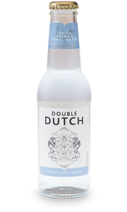 Double Dutch Skinny Tonic Water 24 x 200 ml.