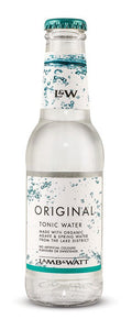 Lamb & Watt Original Tonic Water 12 x 200 ml.