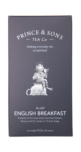 Prince & Sons Tea Company: English Breakfast