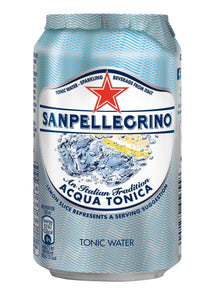 San Pellegrino Acqua Tonic Water