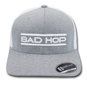 Bad Hop Gray and White