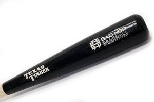 Pro Model Black Ash Bat