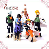 Naruto Family Essential Action Figure Combo (6pc) - Anime Printed