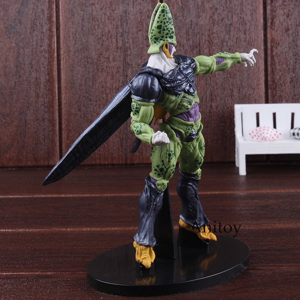 Cell Perfect Form - Dragon Ball Action Figure - Anime Printed