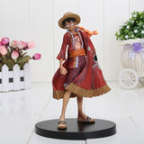 Luffy 15th Anniversary - One Piece Action Figure - Anime Printed