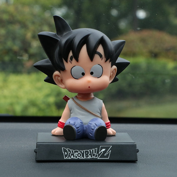 Chibi Goku & Chibi Kirillin - Dragon Ball Action Figure - Anime Printed